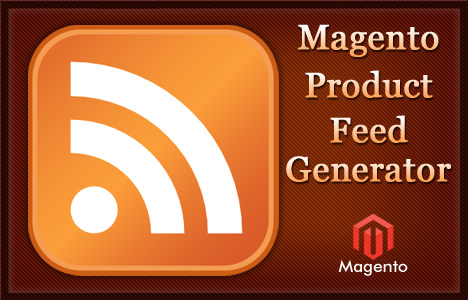 Magento Product Feed Generator Extension