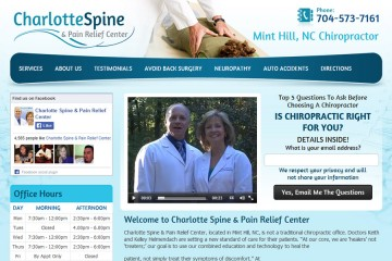 Charlotte Spine & Pain Relief Center