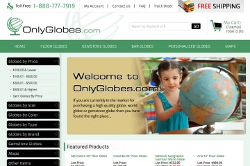 Only Globes