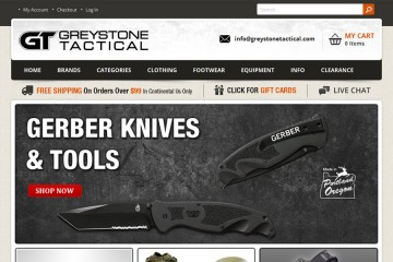 Greystone Tactical