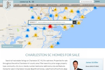 CHARLESTON SC HOMES FOR SALE | Real Estate