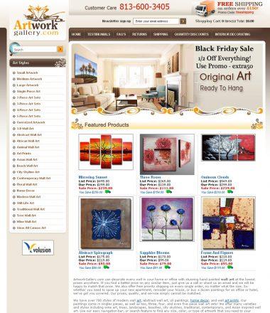 Art Work Gallery