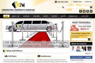 Cornerstone Chiropractic Marketing
