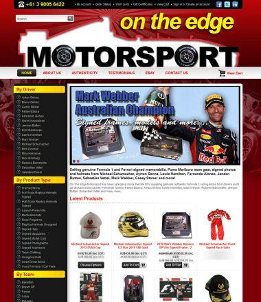 Edge Motor Sport