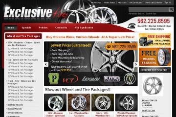 Exclusive Tires