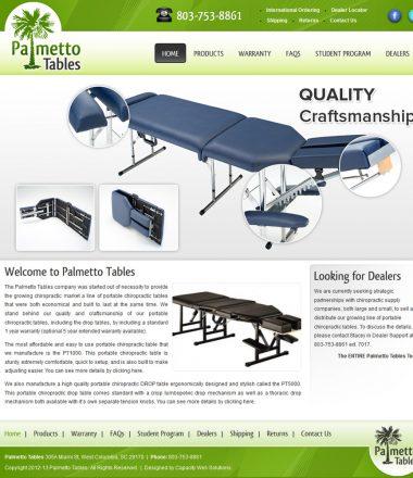 Palmetto Tables