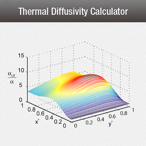thermal-diffusivity-calculator