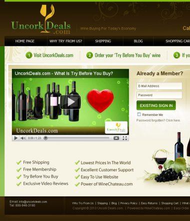 Uncork Deals