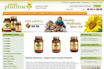 Vitamin Pharmacy