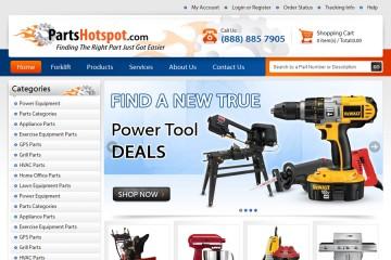 Parts Hotspot