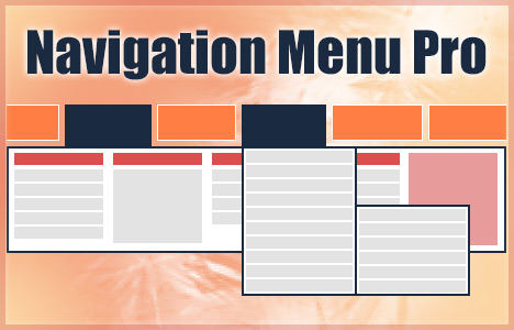 Magento Navigation Menu Pro – Responsive Mega Menu / Accordion Menu / Smart Expand Menu