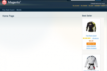 Magento Best Seller Products Extension