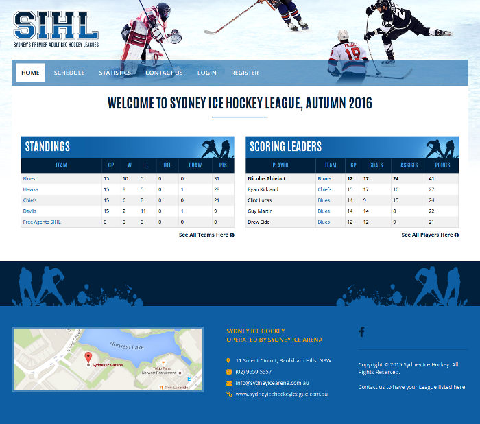 1-league-home-page