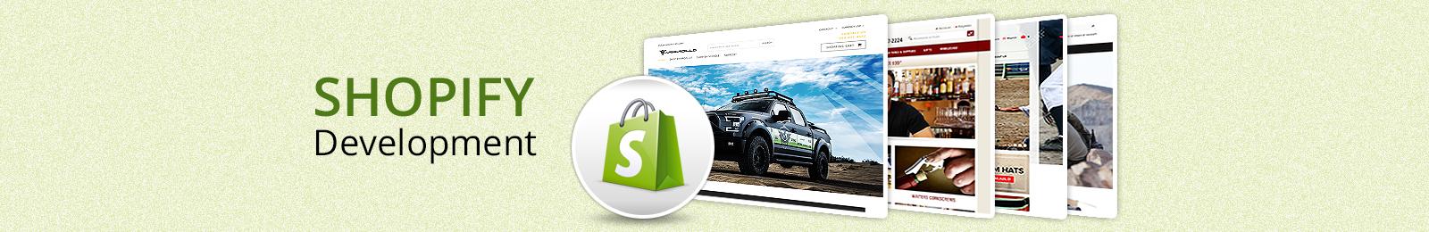 Shopify Development Portfolio