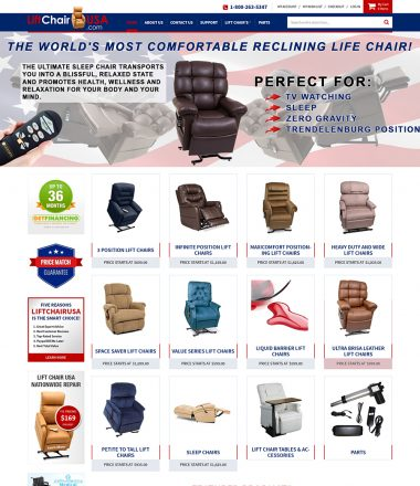 Lift Chair USA